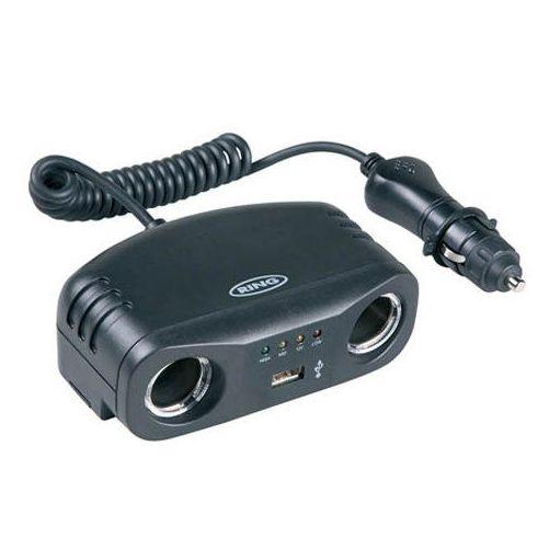 Base encendedor 2 tomas + USB: Productos de Sucesor de Benigno González
