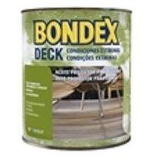Bondex Deck teca 4 litros: Productos de Sucesor de Benigno González