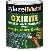 Oxirite forja azul 4 L: Productos de Sucesor de Benigno González