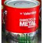 Directo al metal esmalte liso brillante blanco 4 L: Productos de Sucesor de Benigno González