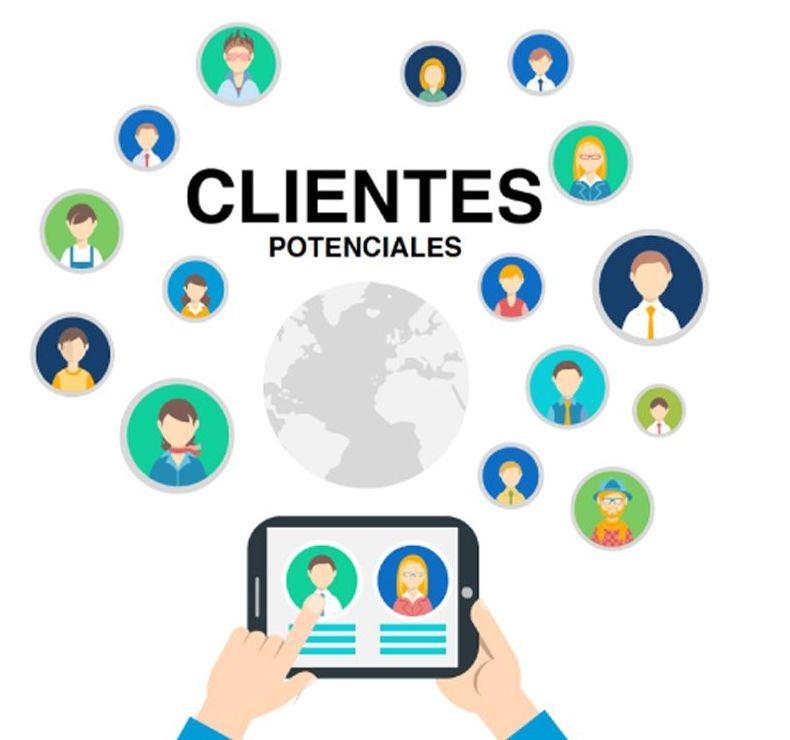 Encuentra clientes con nuestras aplicaciones