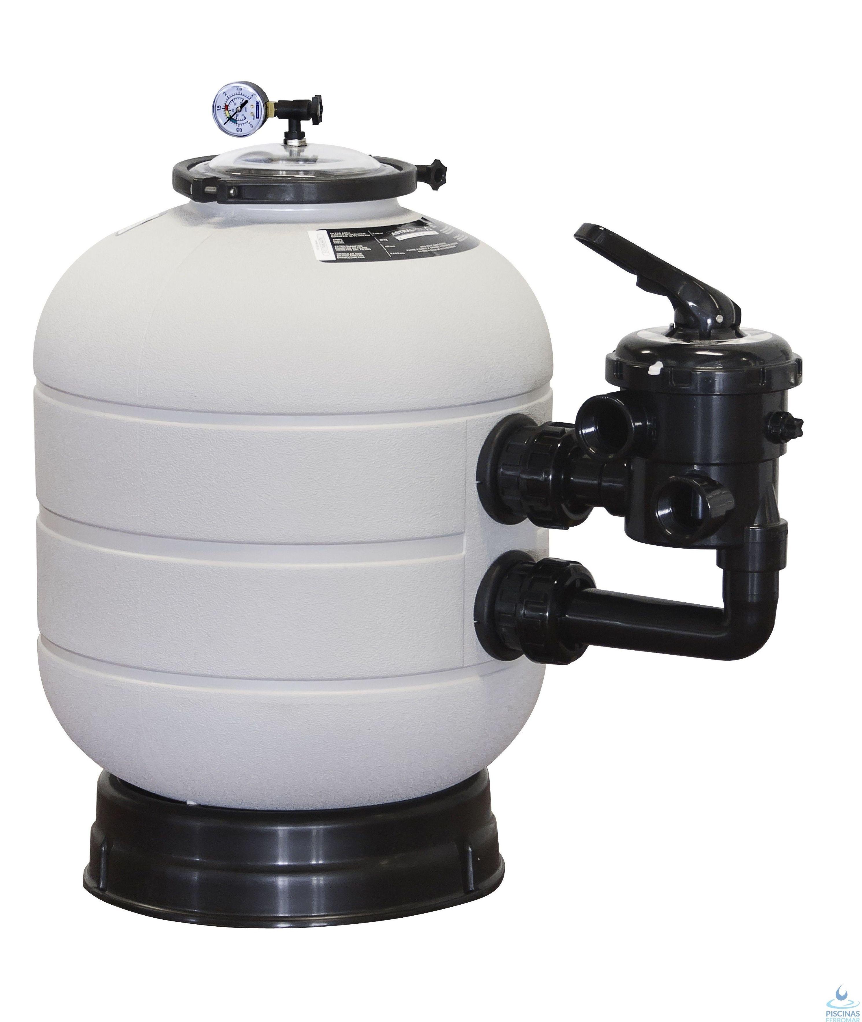 Filtro de cartucho arena productos y servicios de for Depuradora estanque