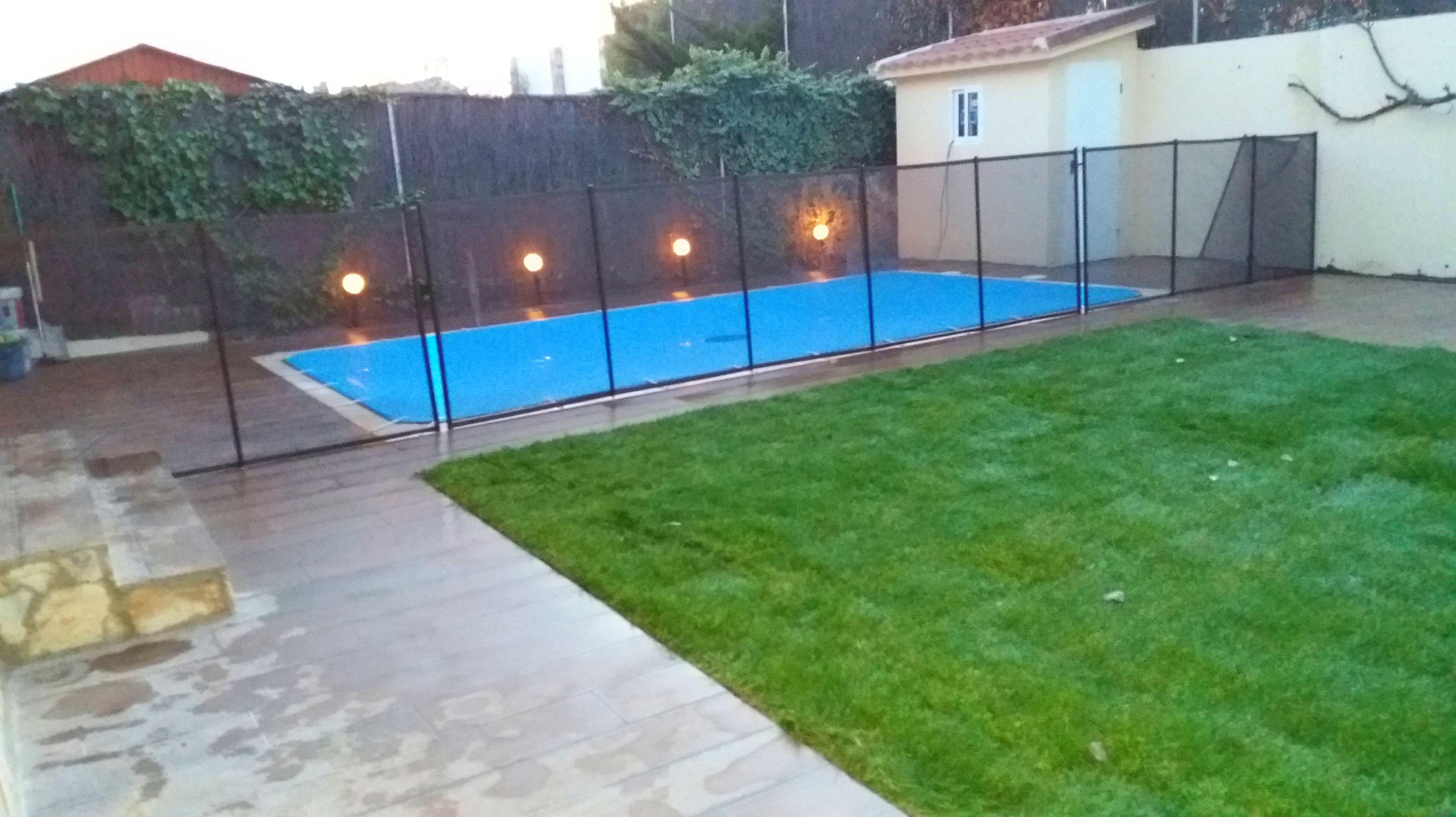 Foto 3 de estufas en campo real piscinas y estufas hydrosudreal - Piscina rivas vaciamadrid ...