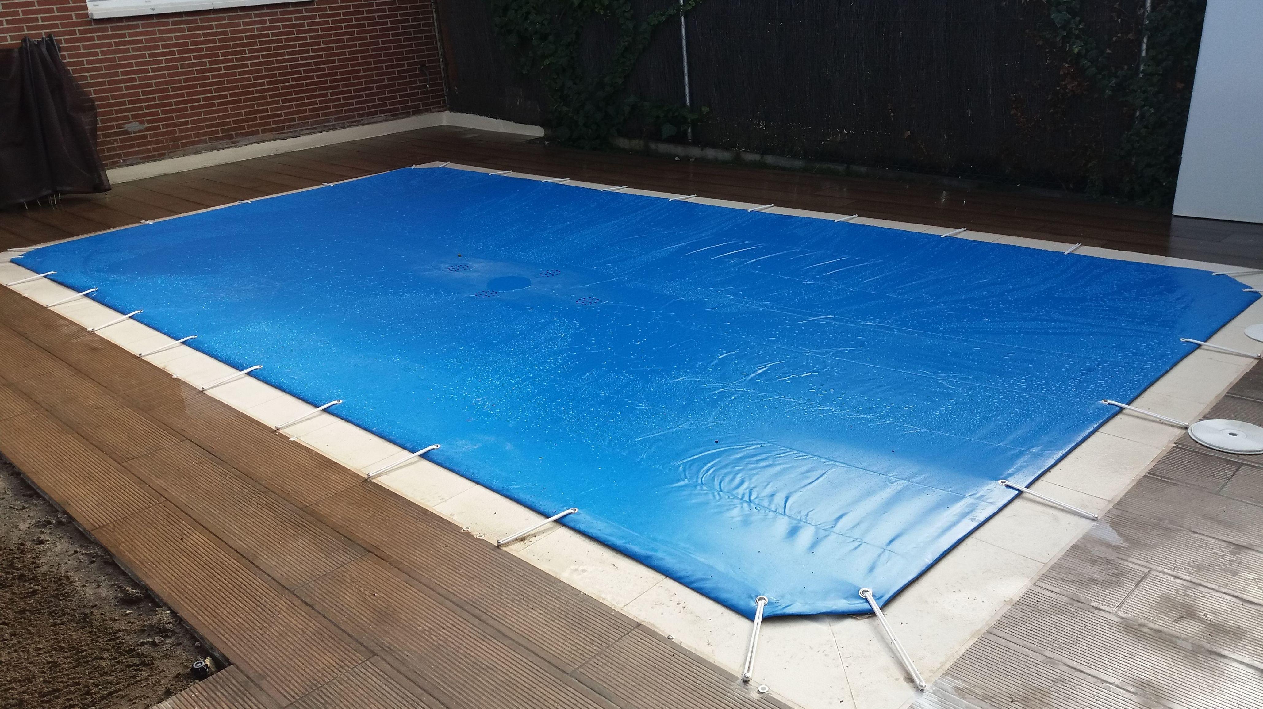 Cubiertas para piscinas productos y servicios de piscinas for Cubiertas para piscinas madrid