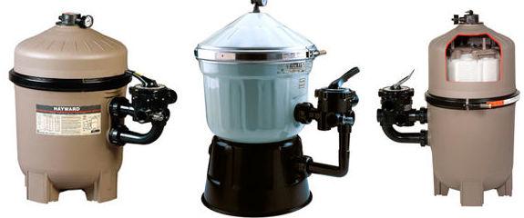filtro diatomeas productos y servicios de piscinas y