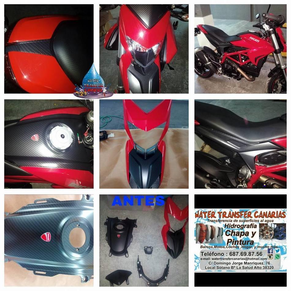 Personalización de motos en Tenerife