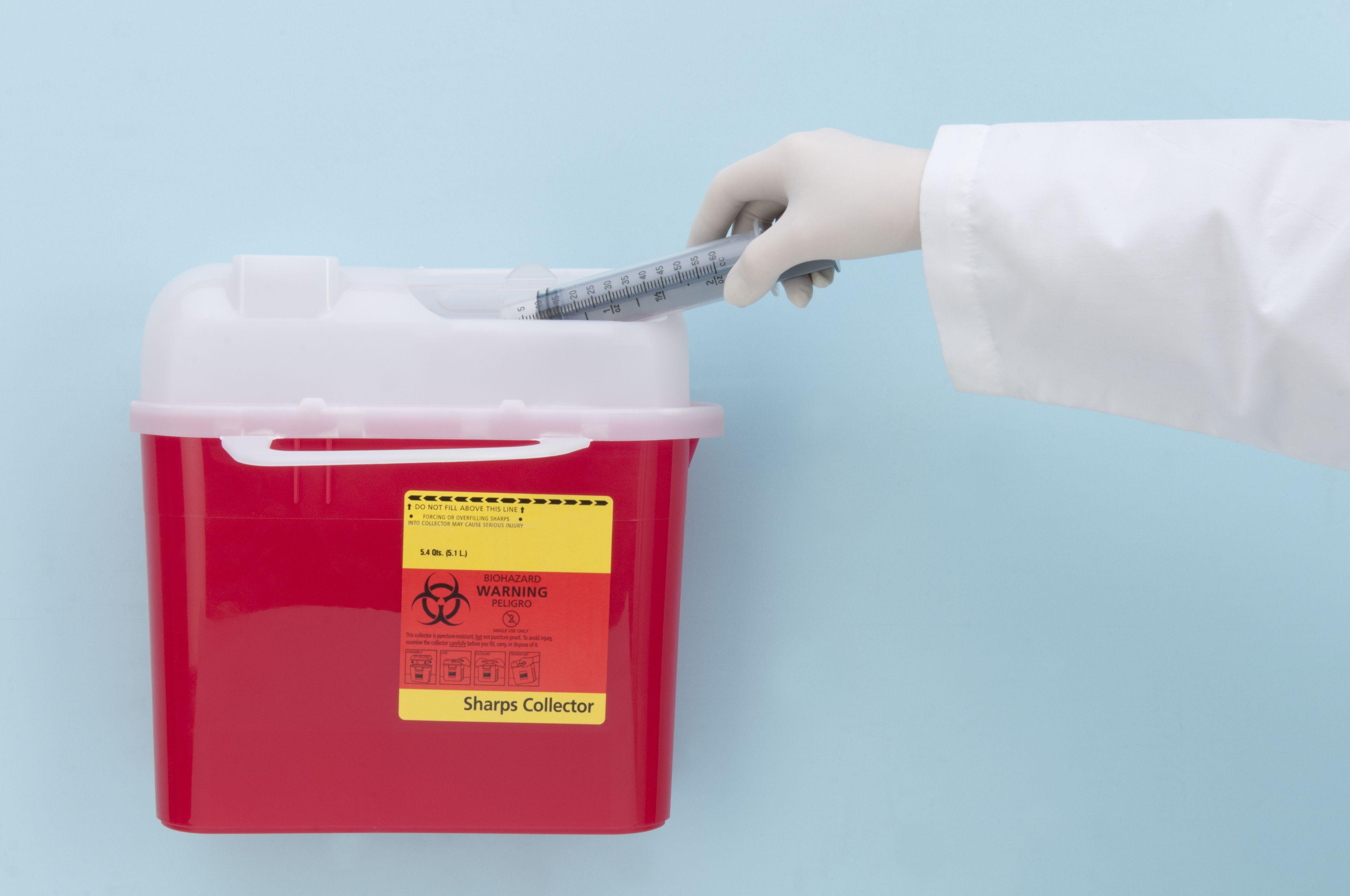 Residuos sanitarios: Servicios de UTPR