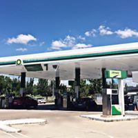 Gasolinera en Tres Cantos