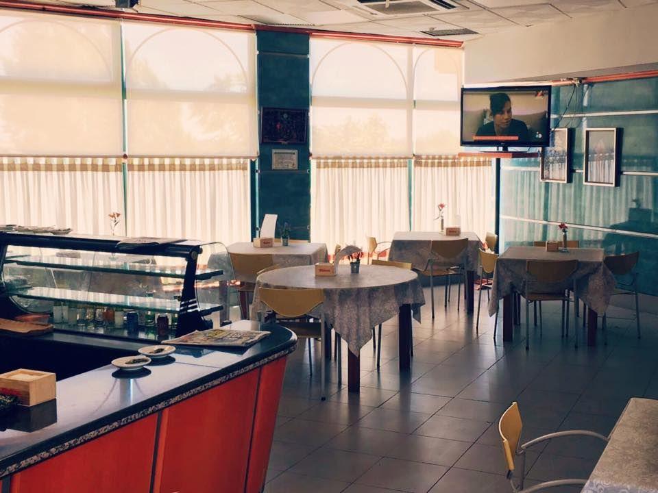 Cafetería - Restaurante: Servicios de Estación de Servicio Navalcarro BP