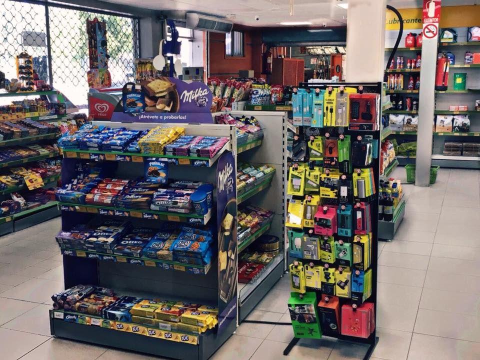 Tienda: Servicios de Estación de Servicio Navalcarro BP