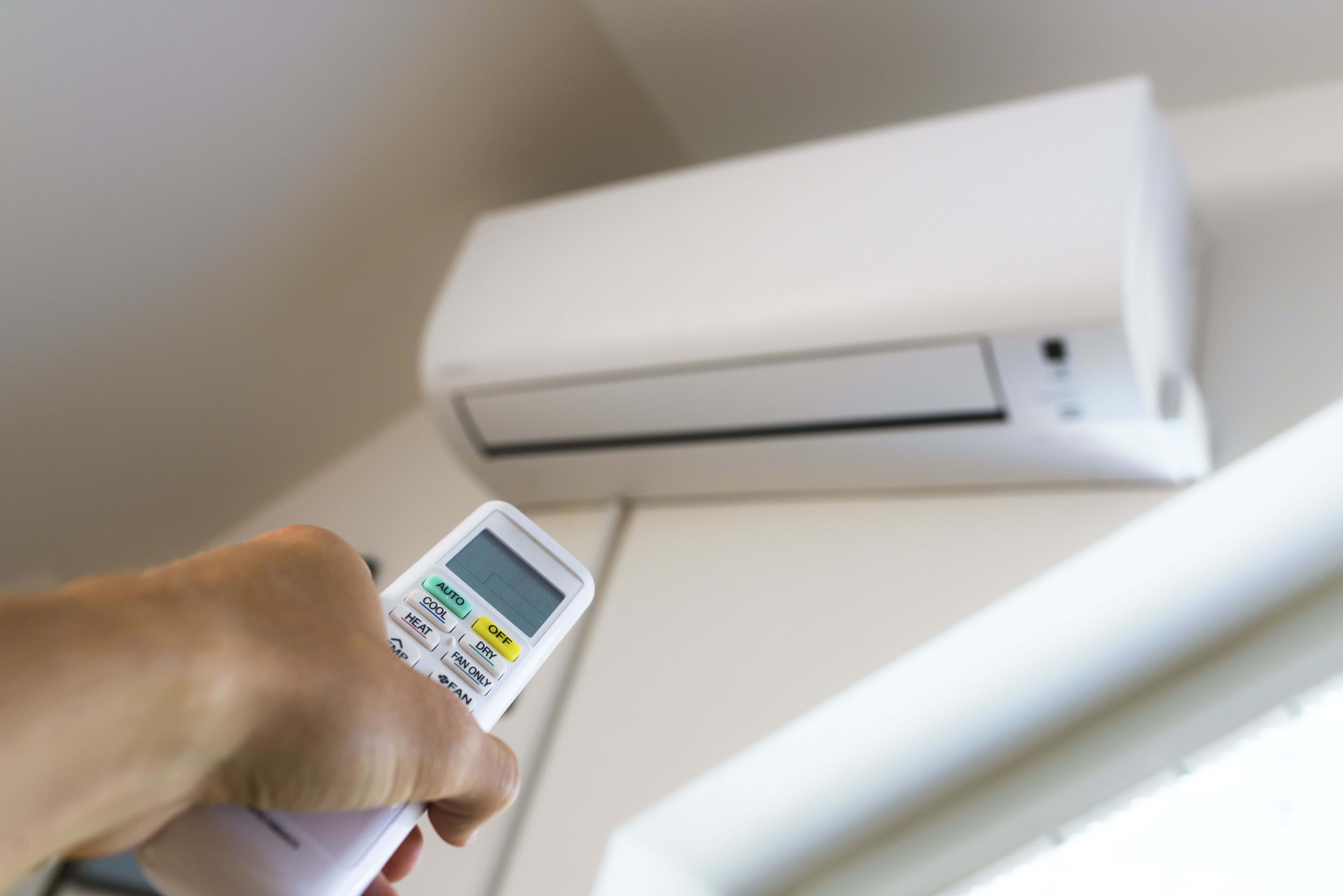 Instalación de aire acondicionado en Sant Feliu de Llobregat