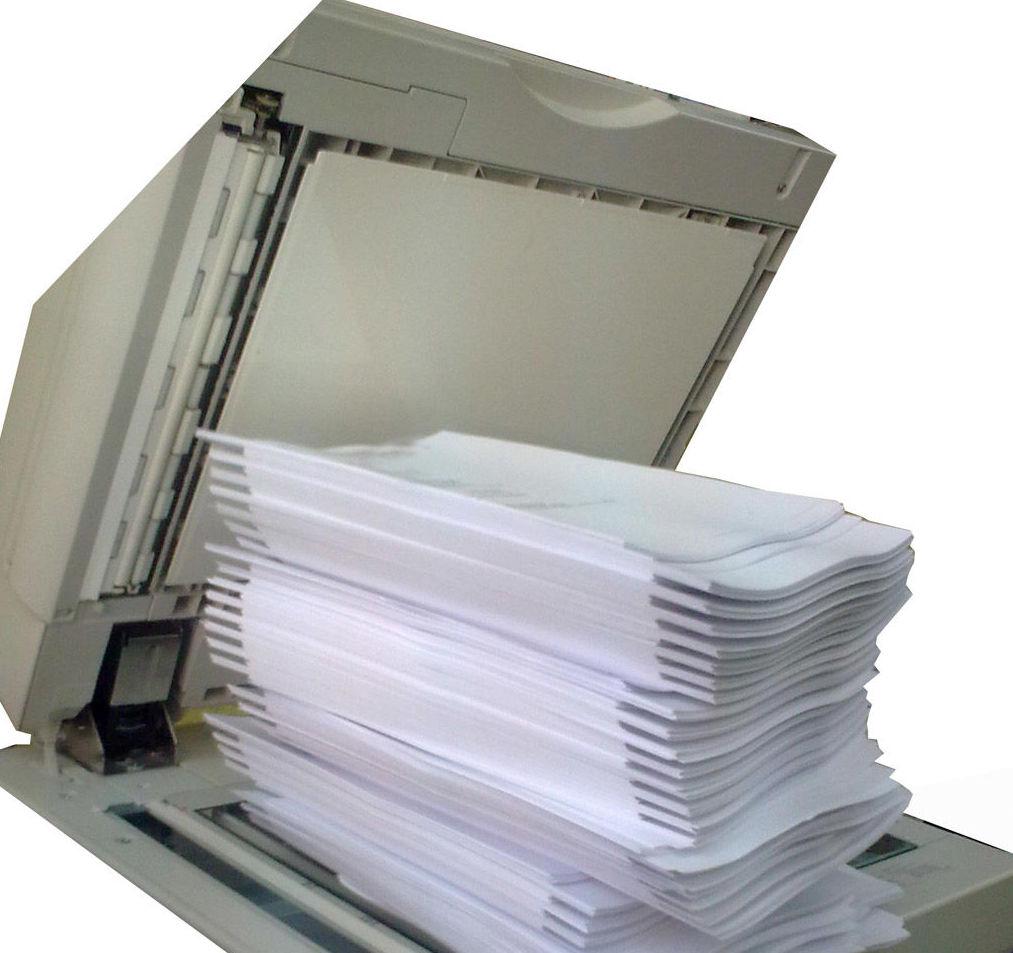 Fotocopias color y blanco y negro