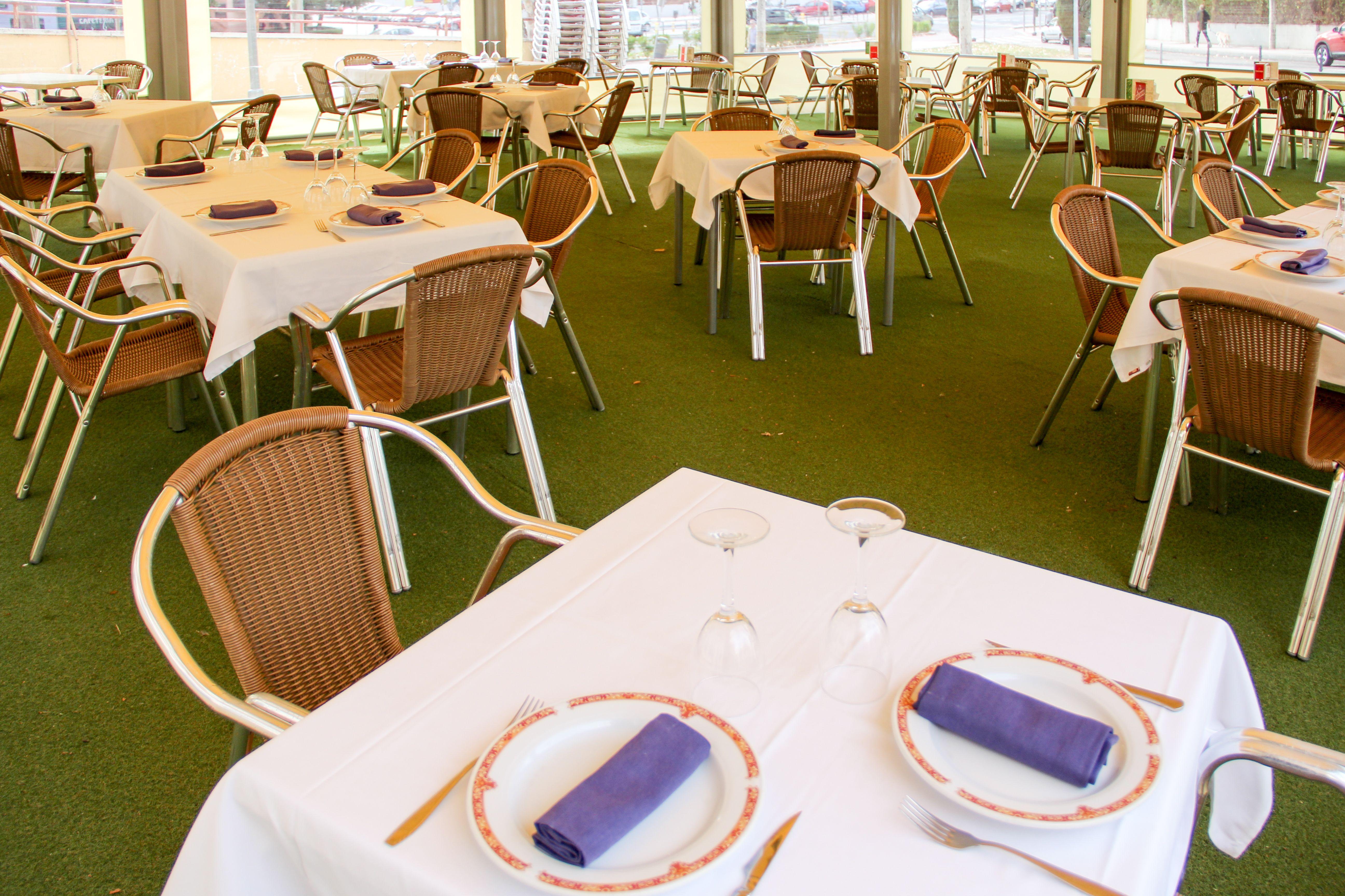 Terraza Restaurante El Puerto