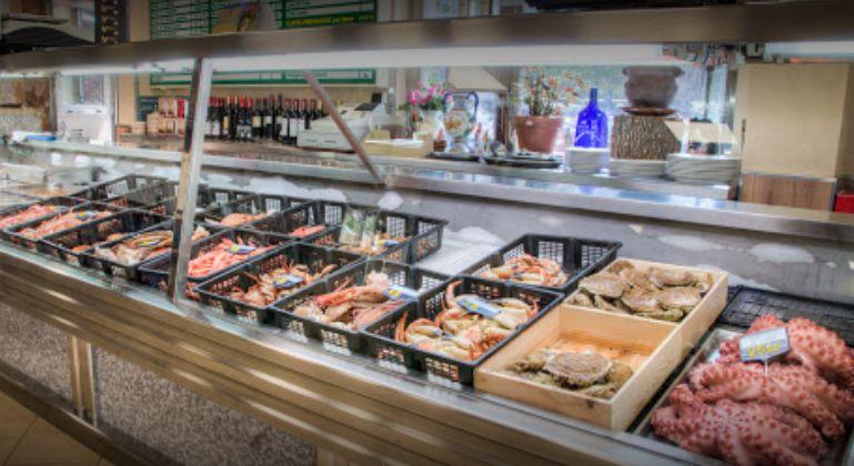Foto 21 de Marisquerías en Fuenlabrada | Restaurante El Puerto