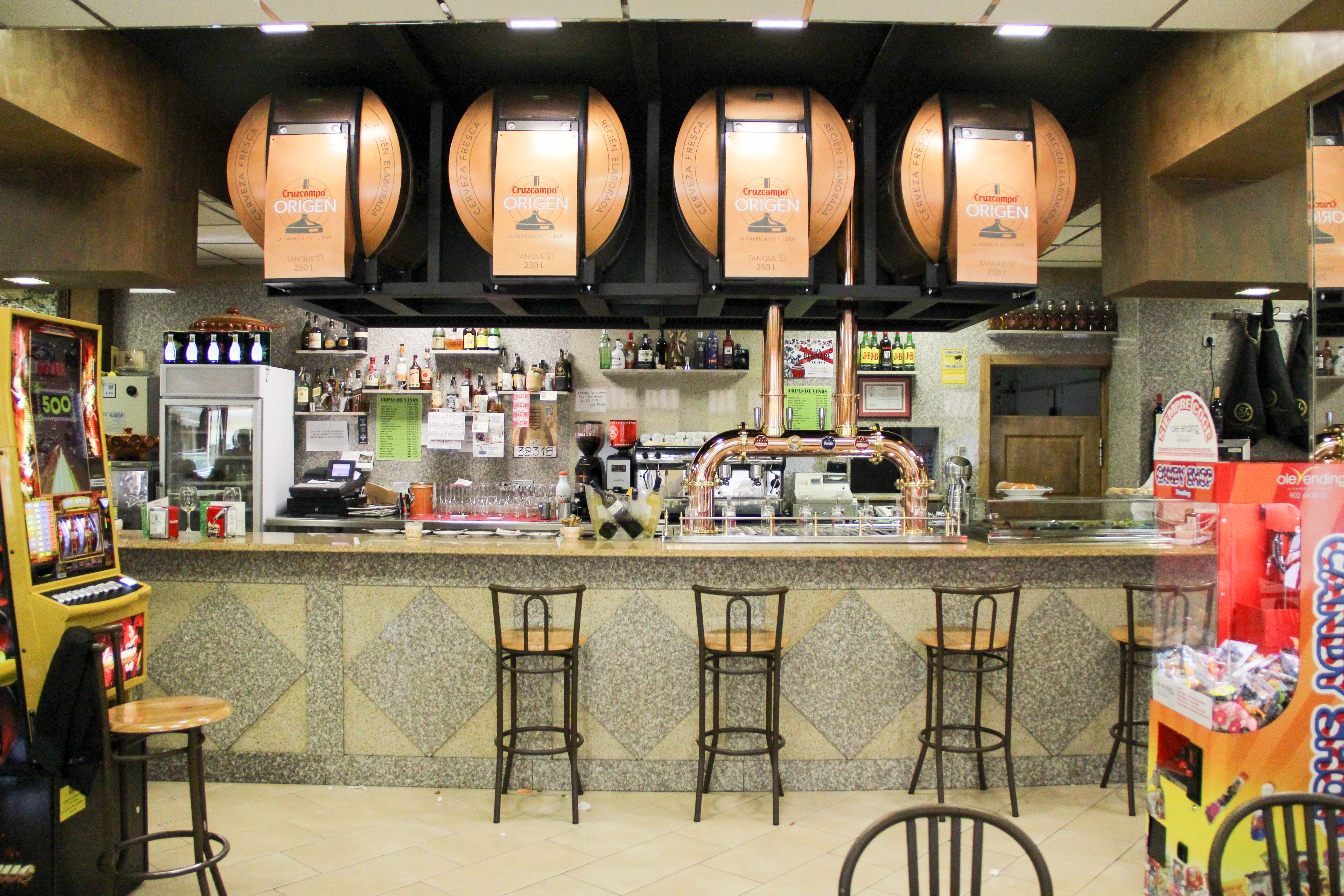 Barra Restaurante El Puerto