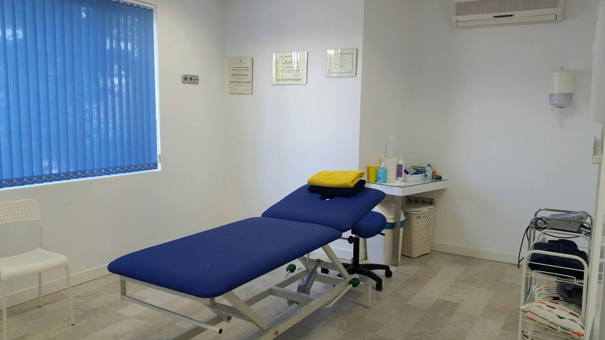 Centro de fisioterapia en Arganda del Rey