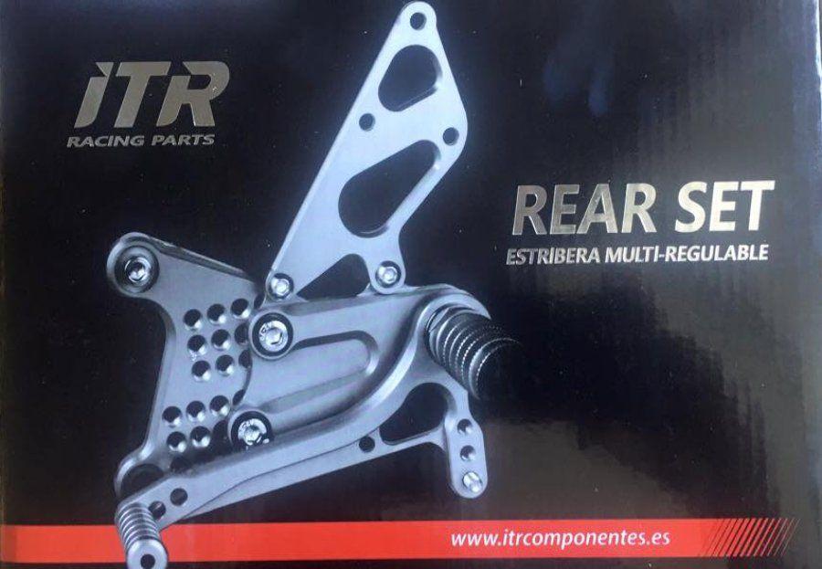 Venta de accesorios: productos y servicios de DPD Racing Box