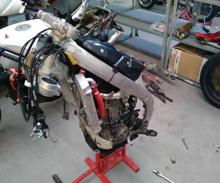 Taller de mecánica de motos en Tarragona