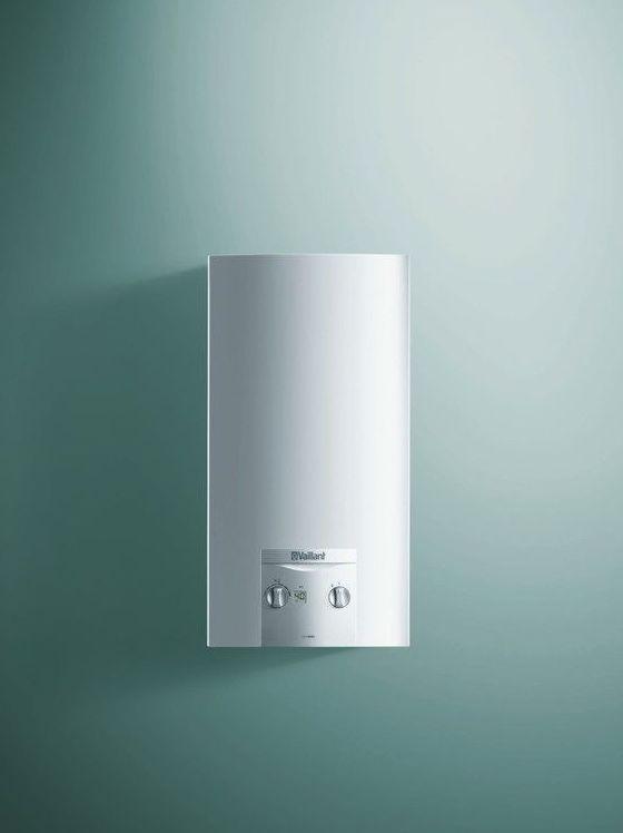 Calentadores termostaticos A++