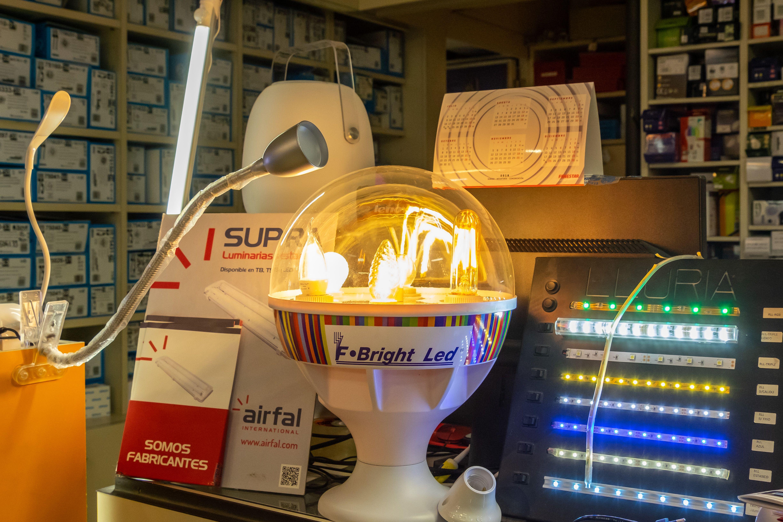 Luz hogar en Sant Feliu de Llobregat