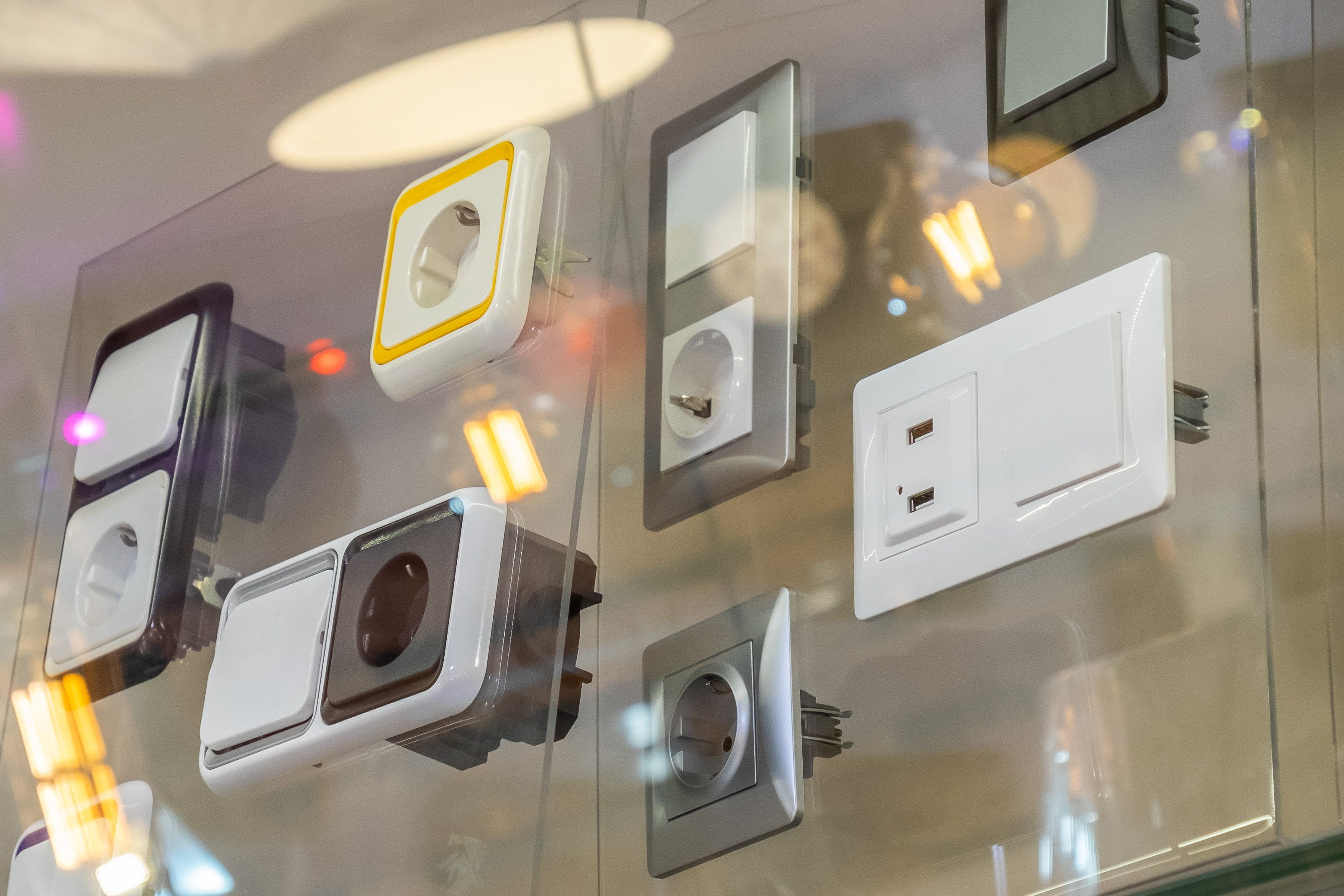 Mecanismos eléctricos en Sant Feliu de Llobregat