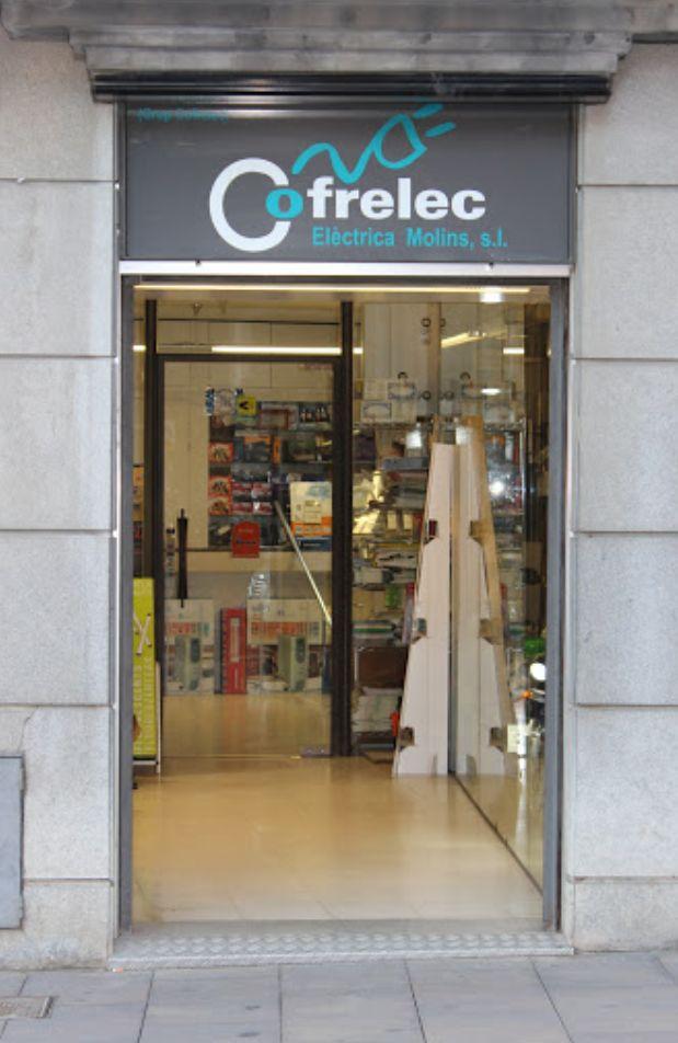 Material eléctrico e iluminación en Sant Feliu de Llobregat