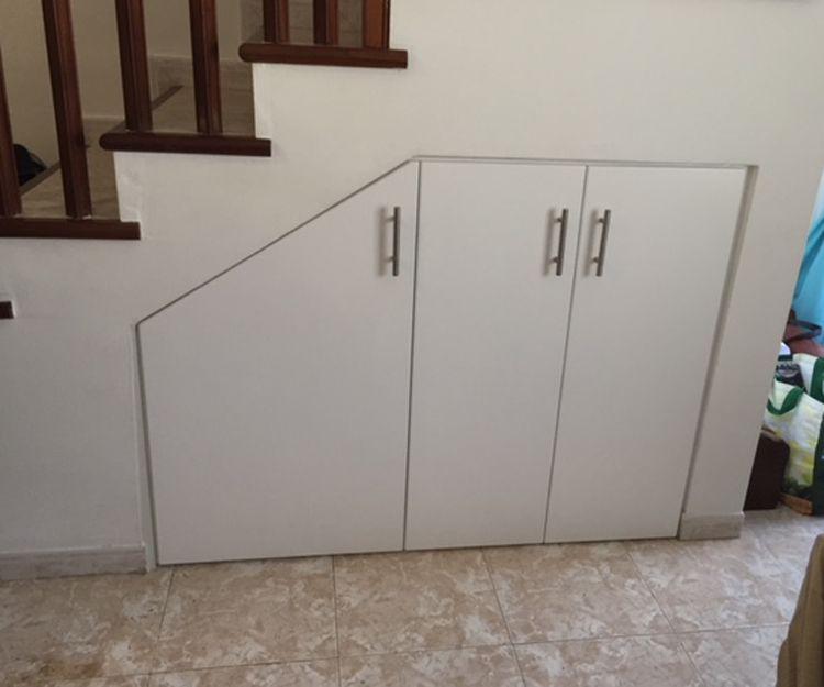 Armarios para aprovechar cualquier espacio en tu vivienda