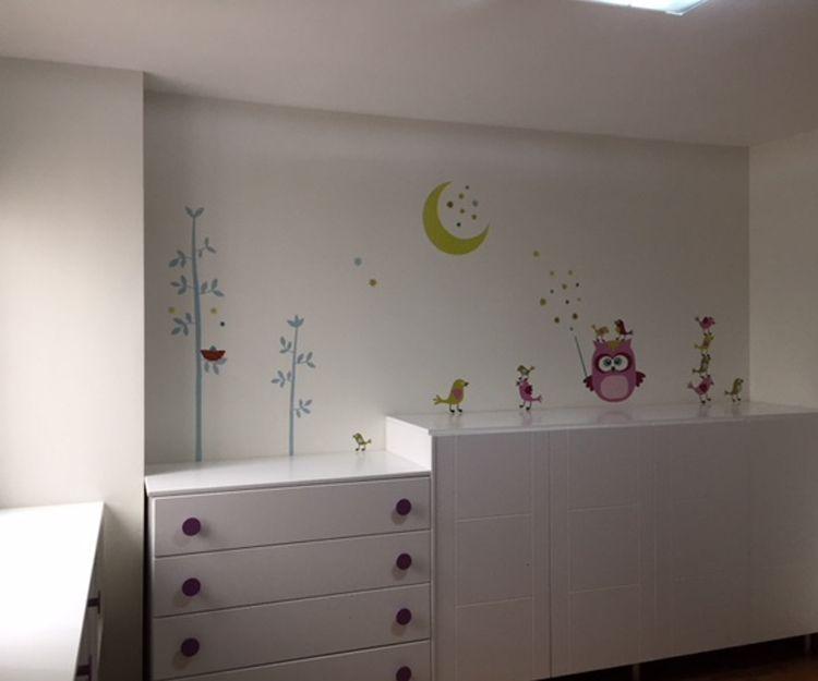 Muebles para habitación infantil en Tenerife
