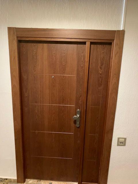 Puertas y ventanas de madera Tenerife