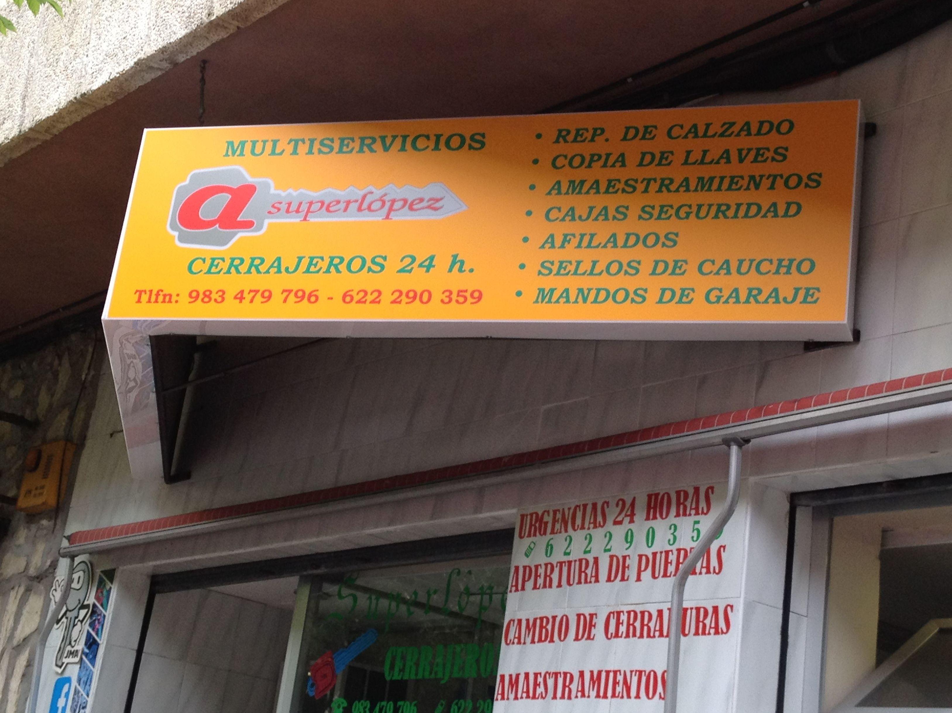 Cerrajeros 24 horas en Valladolid