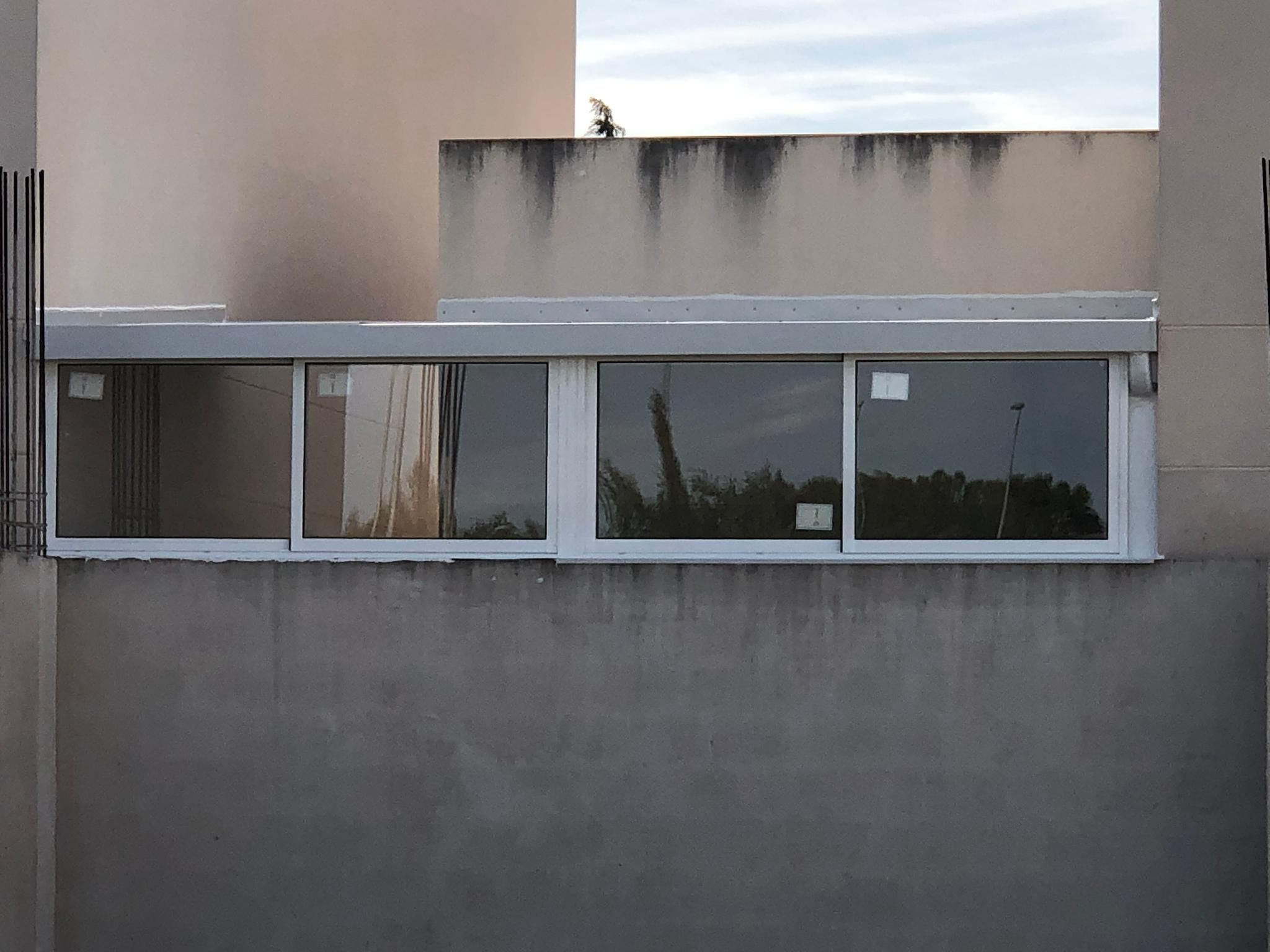 Cerramiento de terraza Murcia