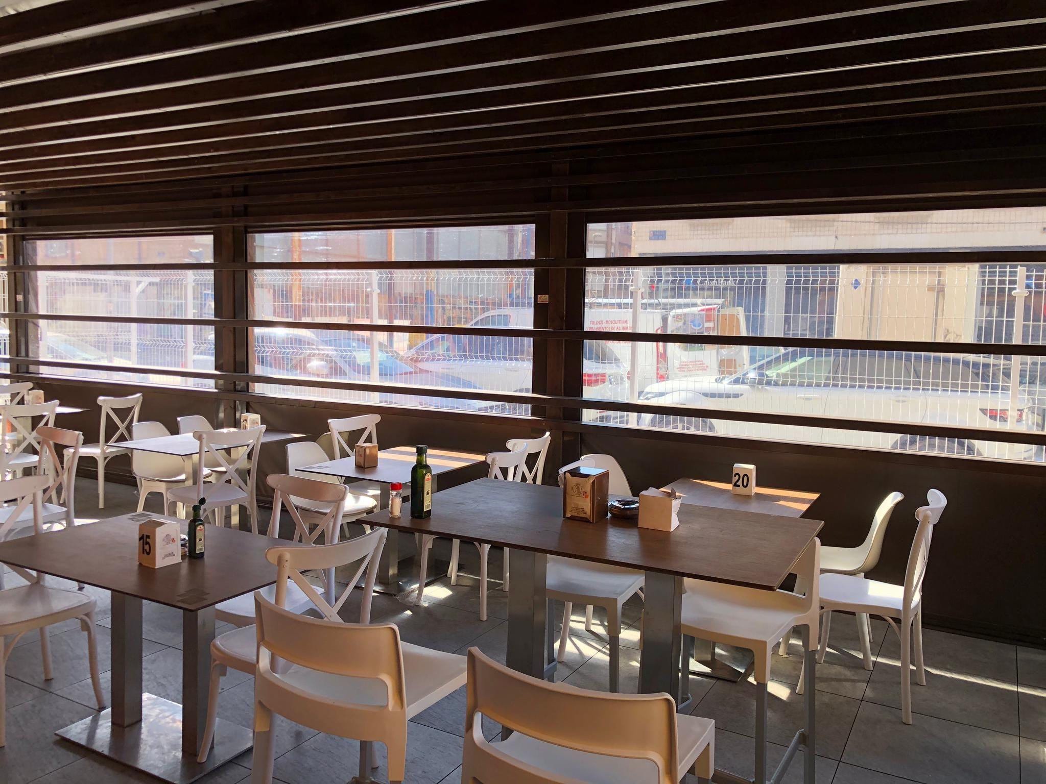 Cerramiento para restaurantes Murcia