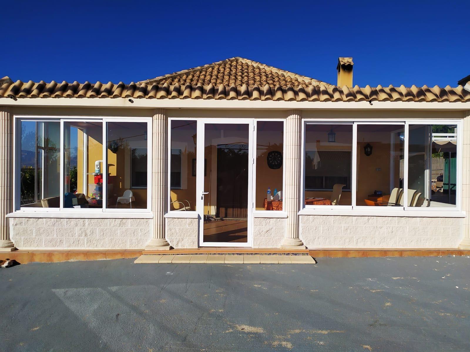 Cerramiento de porche Murcia