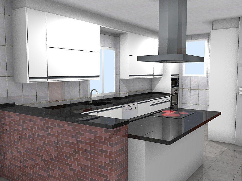 Cocinas de diseño en Motril