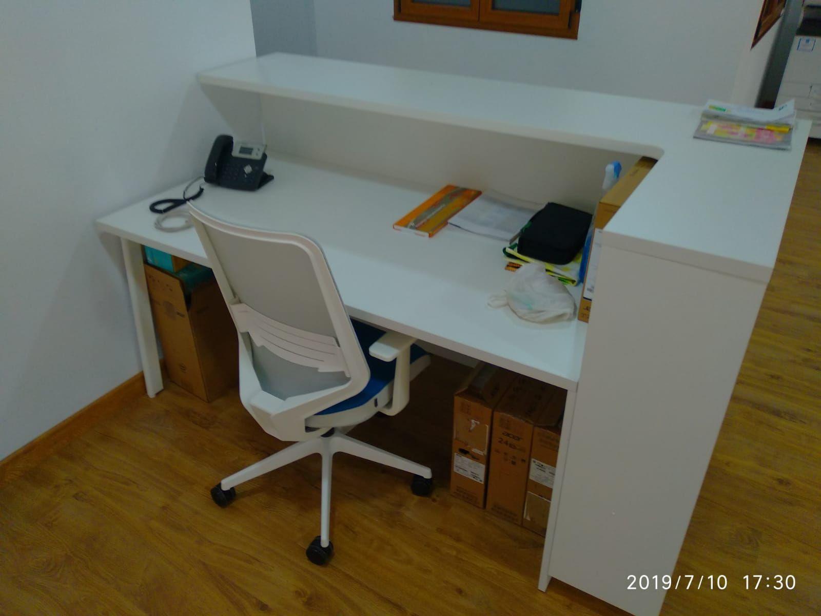 Mudanzas oficinas Asturias
