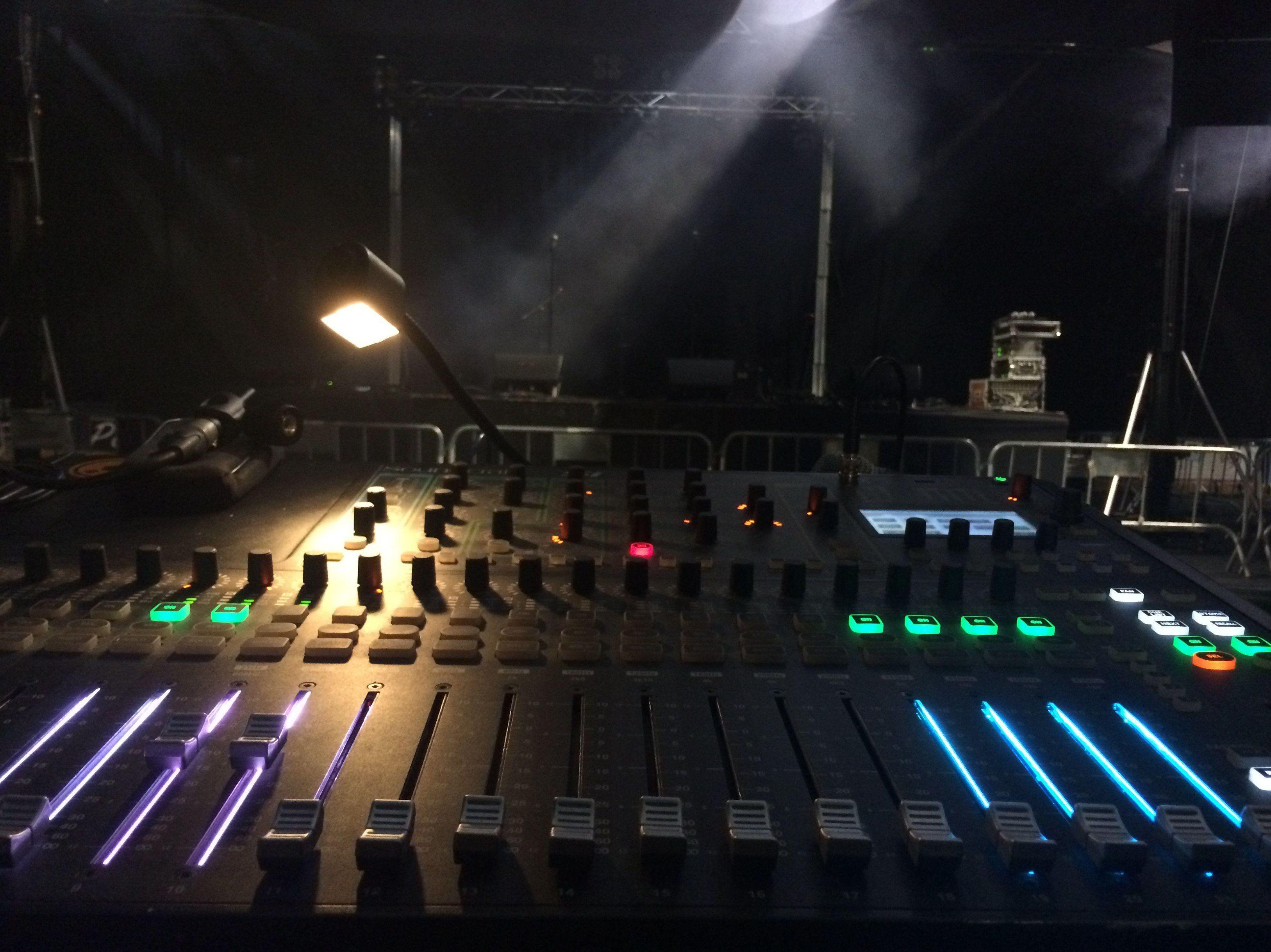 Iluminación y sonido
