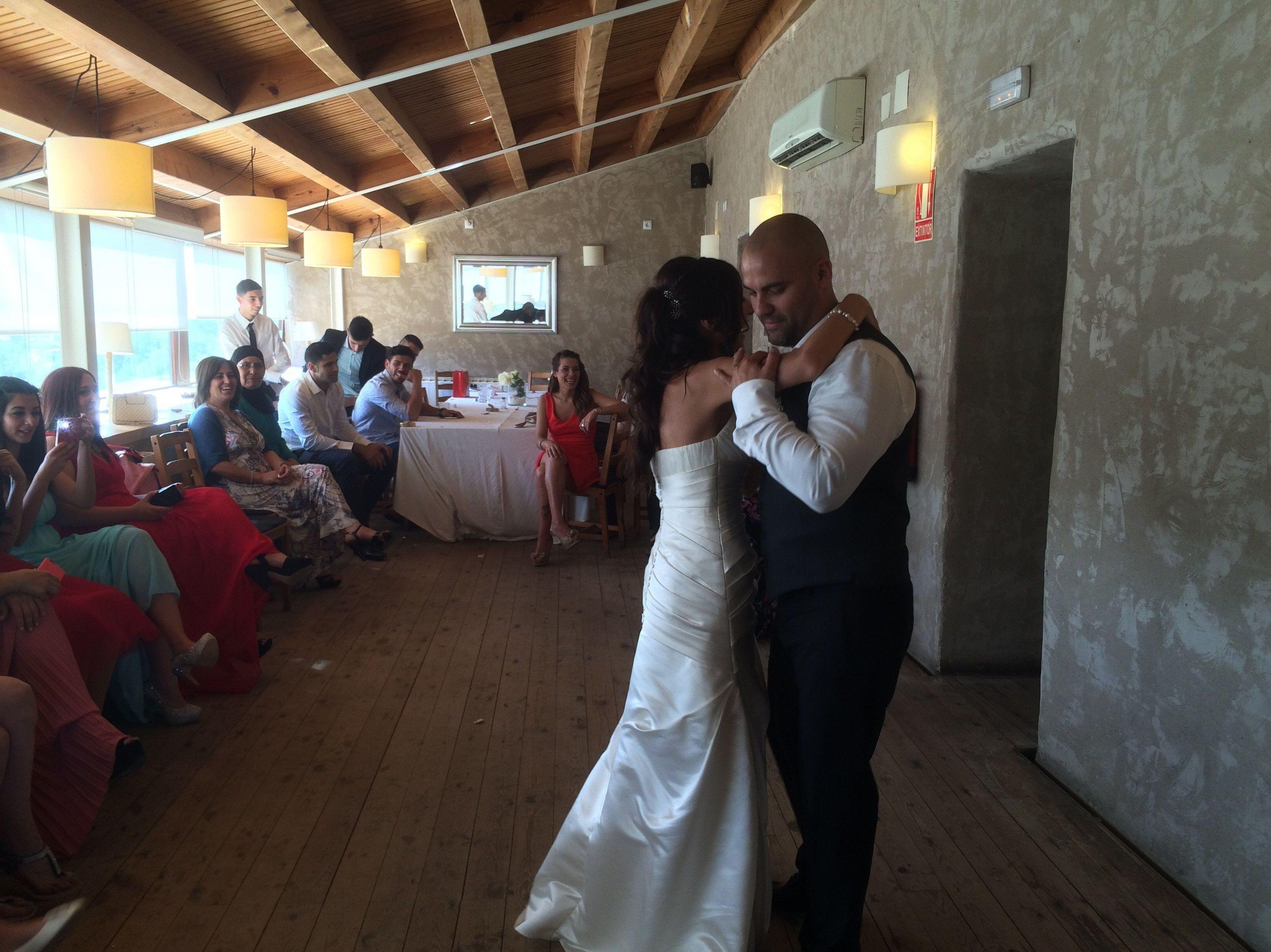 Iluminación y sonido para bodas