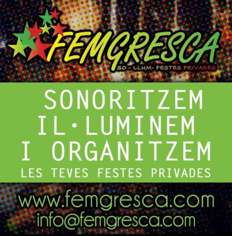 Foto 19 de Organización de eventos  en Sant Cugat del Vallès | Femgresca