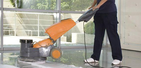 Limpieza de oficinas y naves industriales: Servicios de Brillos Limpiezas