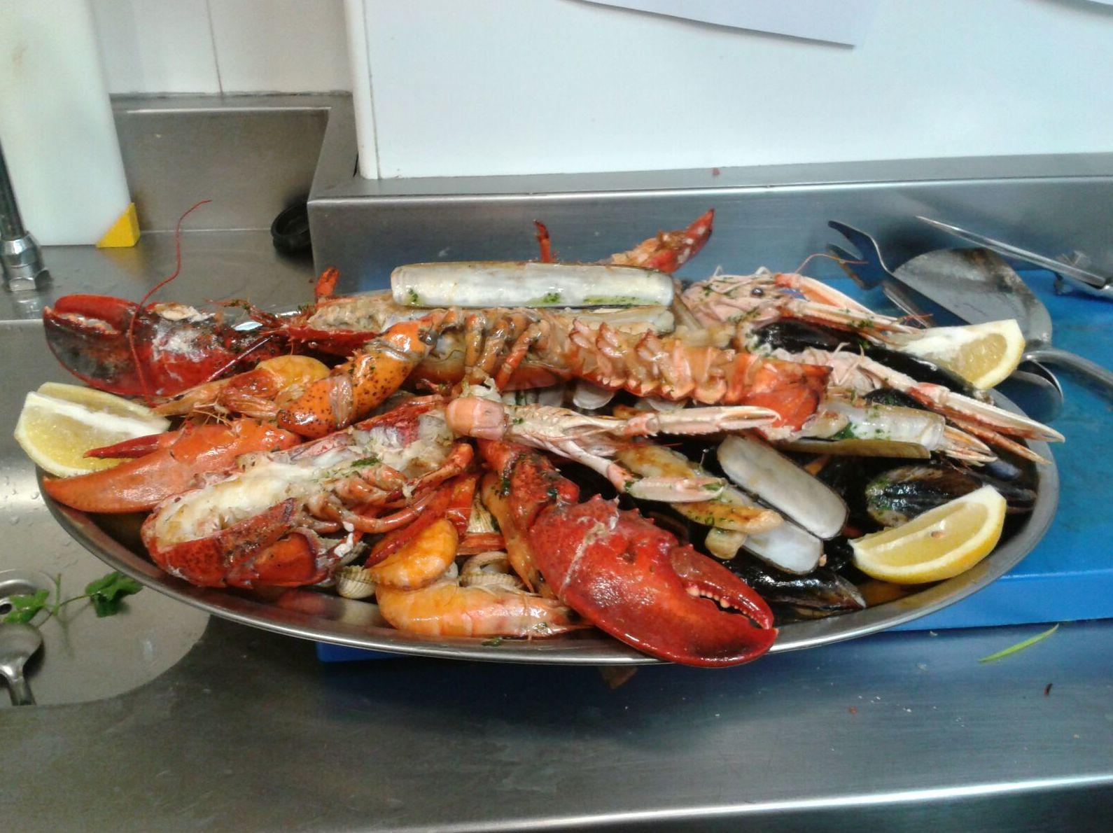 Especialidades: Carta de Restaurante Coral