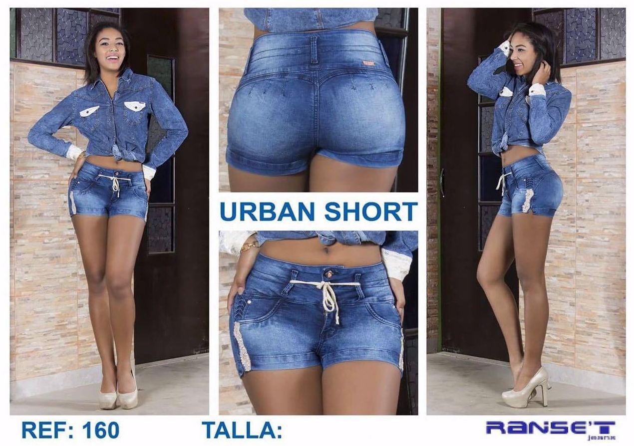 Urban Short, moda atrevida
