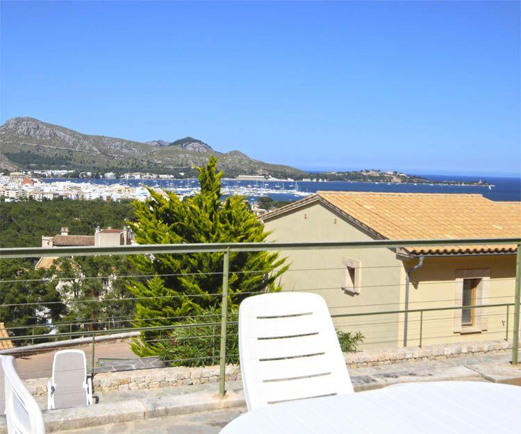 Venta de casas con vistas al mar en Palma de Mallorca