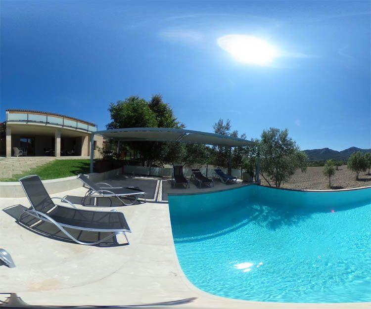 Chalés con piscina en Palma de Mallorca