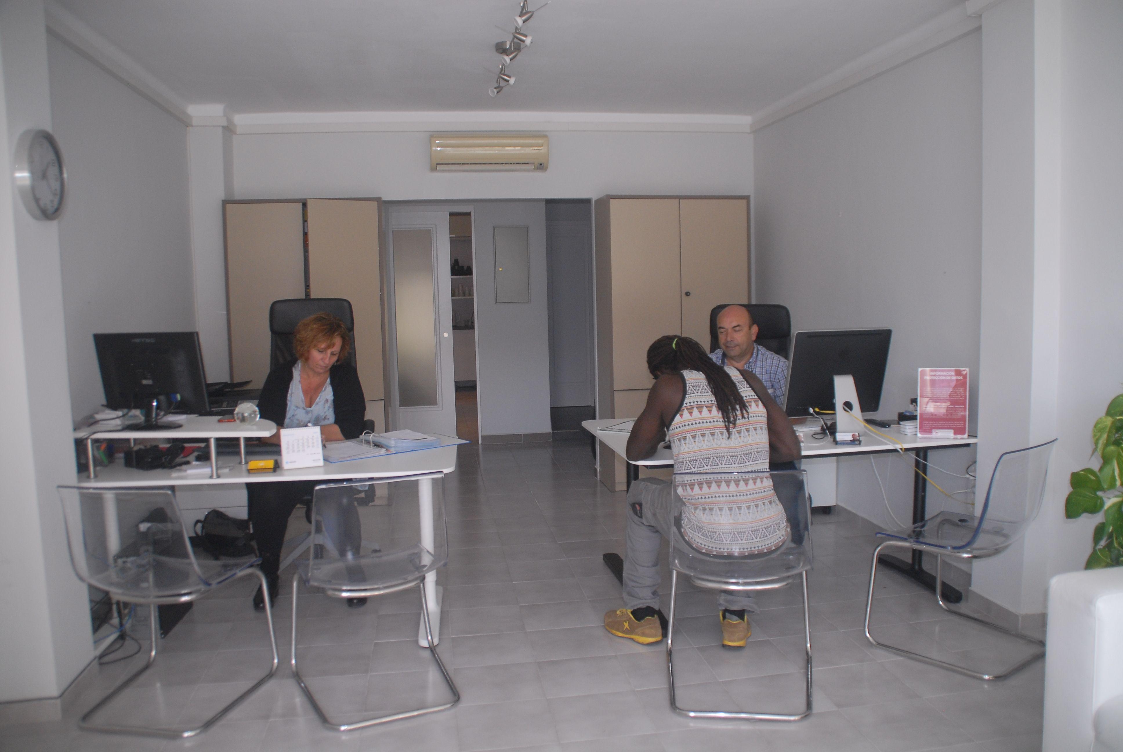 Profesionales del sector inmobiliaria situados en el Puerto de Pollença