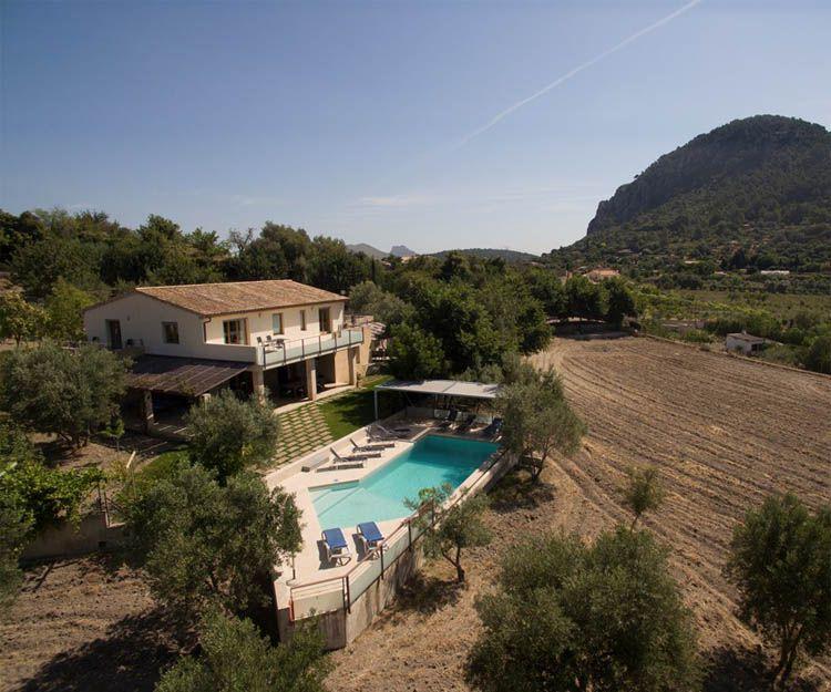Casa con piscina en Palma de Mallorca