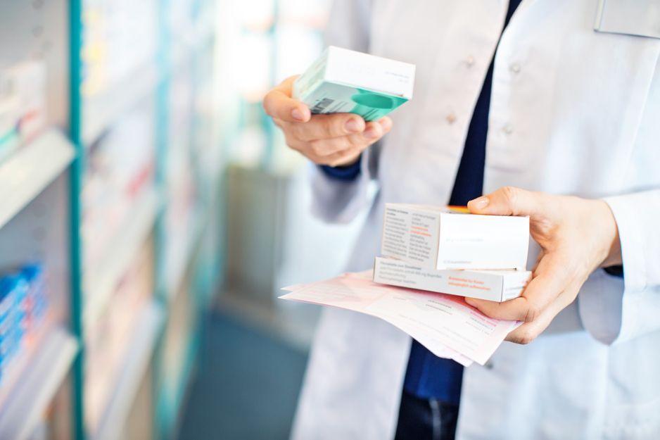 Farmacias en Segovia