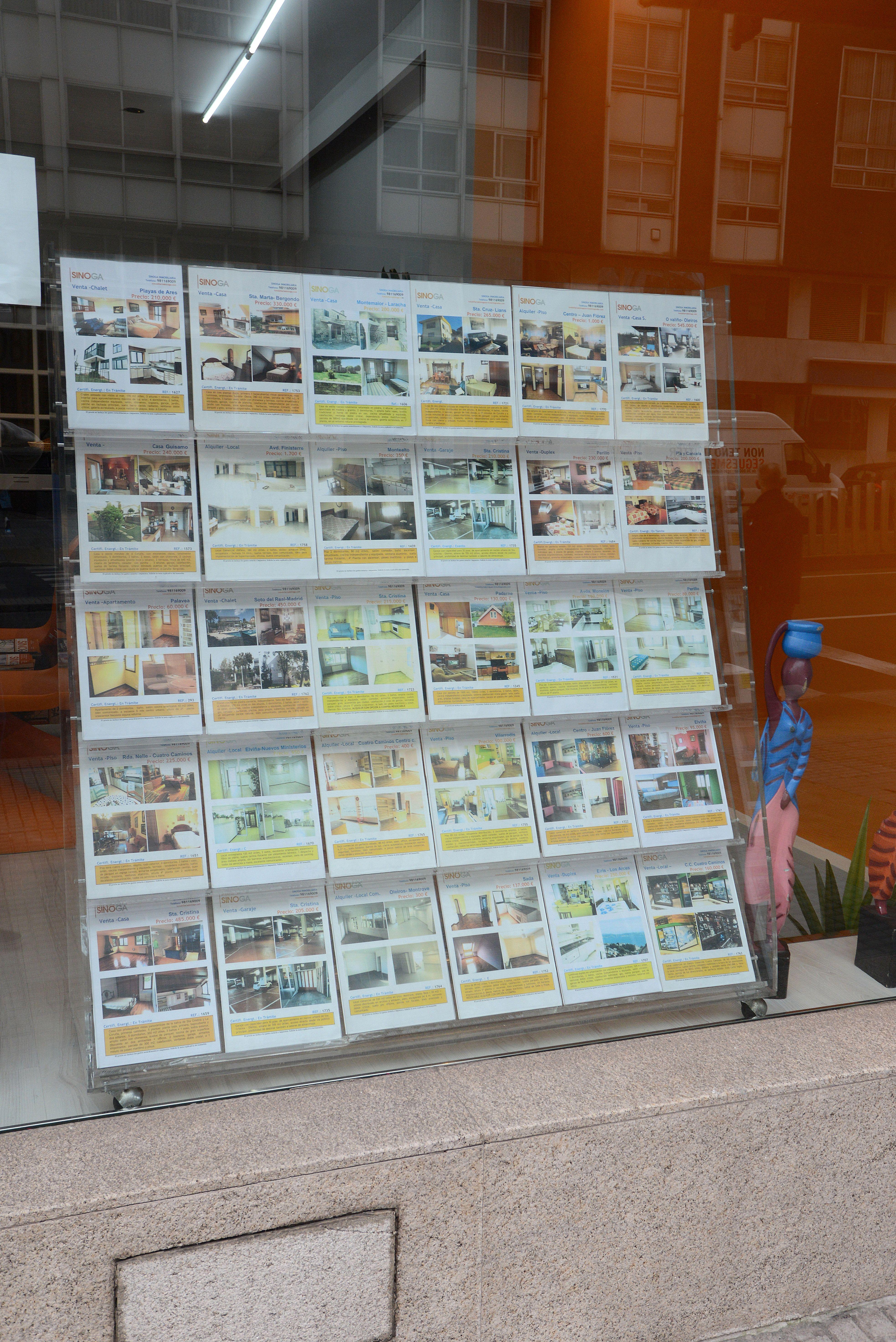 Inmobiliaria y administración de fincas en A Coruña
