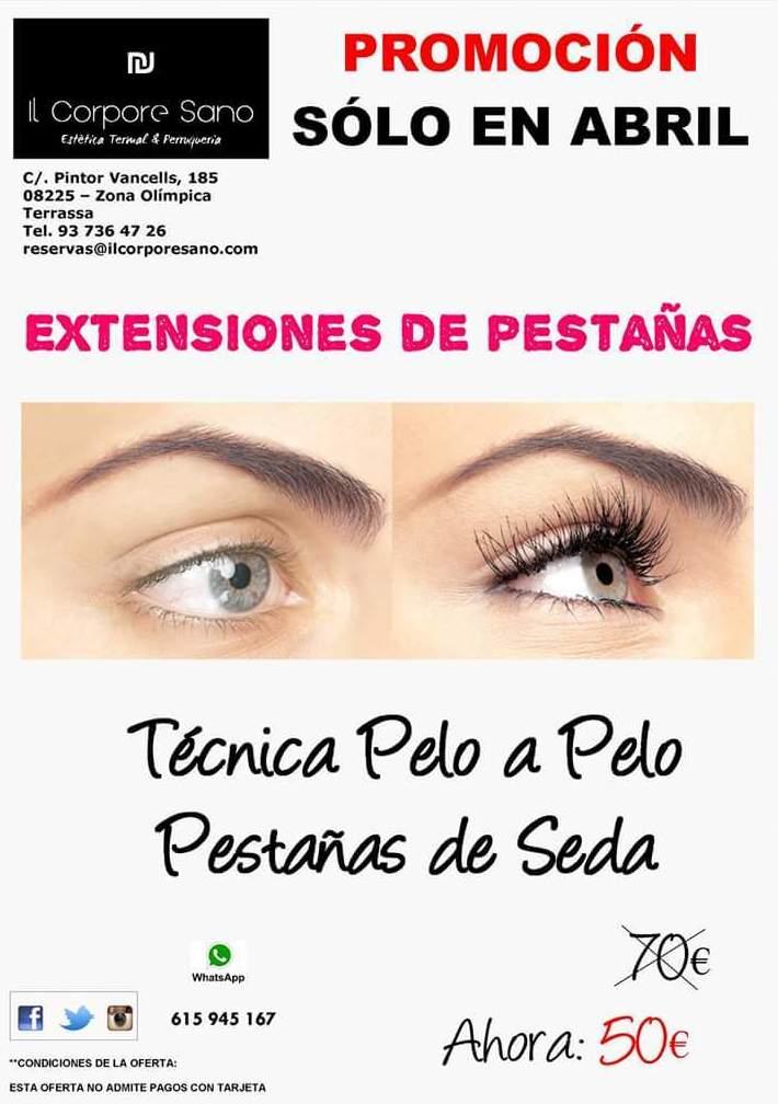 EXTENSIONES DE PESTAÑAS