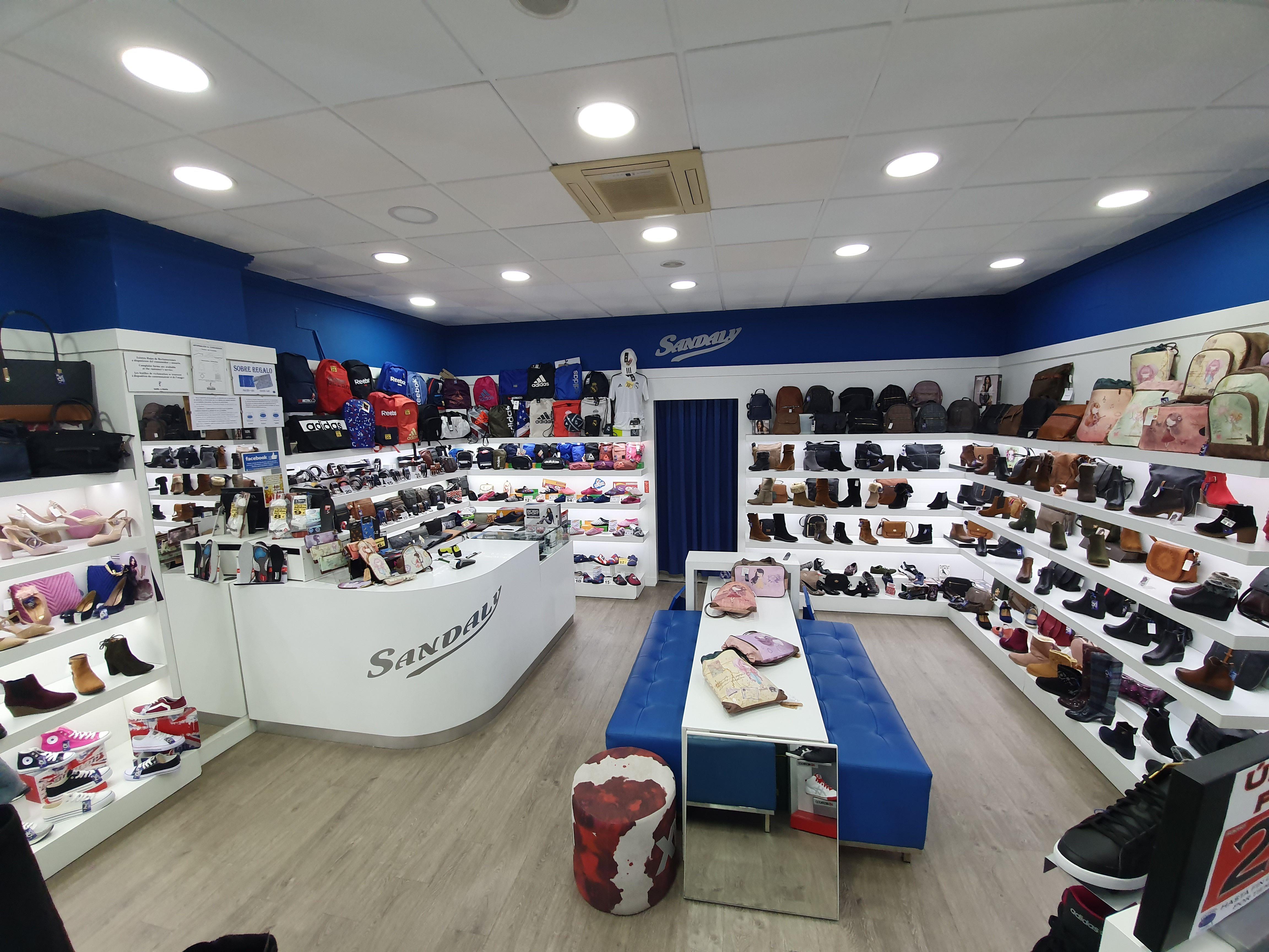 Tienda de zapatos en Albacete