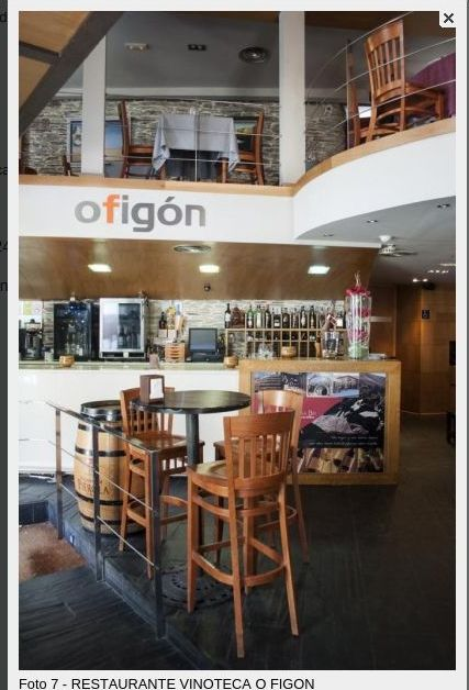 restaurante vinoteca Lugo